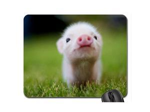Mousepad NonSlip Rubber Mouse Pad Baby Pig Mouse Pad Mat