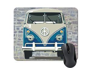Car Mouse Pad Bus Gift Camper Van Mouse Pad Funny Computer Accessories Office Supplies