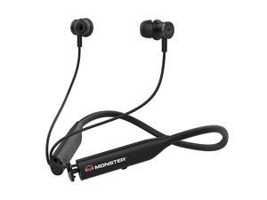 Flex Active Noise Cancelling Bluetooth Headphones, Speakerphone, Up to 8 Hours of Playtime, 3.5mm Cable Included
