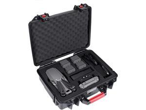 Waterproof Carrying Case Compatible for DJI Mavic 2 Pro/DJI Mavic 2 Zoom Fly More Combo with Remote Controller(NOT for Smart Controller)