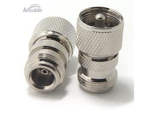 UHFPL259 Male to N Female Connector Pack of 2