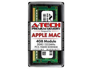 4GB DDR3 1333MHz RAM for Apple MacBook Pro EarlyLate 2011 iMac Mid 2010 MidLate 2011 Mac Mini Mid 2011   PC310600 SODIMM 204Pin Memory Upgrade Module