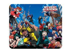 My Hero Academia Anime Computer Mouse PAD 10INX8IN Thick Non Slip
