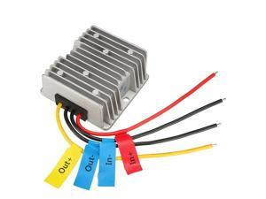 DC12V StepUp to DC 24V 5A 120W Waterproof Car Power Supply Module Voltage Booster Converter Regulator Transformer