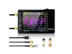 NanovnaH Vector Network Analyzer10KHz15GHz MF HF VHF UHF Antenna Analyzer Measuring S Parameters Voltage Standing Wave Ratio Phase Delay Smith Chart