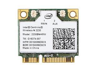 Lan Card Compatible Intel 2230 for Lenovo Y400 Y500 Y410P Y510P E330 E530 E430 E130 E135 E335 T430U S430 B430 V480 V580 V490 U510 U410 U310 K29 K49 E431 E531 S431 S531