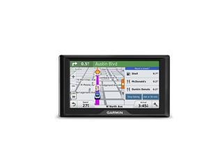 Drive 60 USA + CAN LM GPS Navigator System with Lifetime Maps, Spoken Turn-By-Turn Directions, Direct Access, Driver Alerts, and Foursquare Data