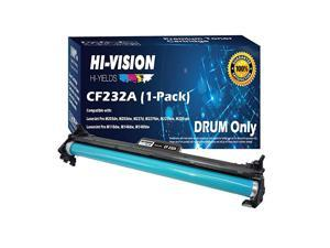 Compatible Drum Unit Replacement CF232A 32A 23000 Pages for HP Laserjet Pro M203dn M203dw M227d M227fdn M227fdw M227sdn Black 1Pack