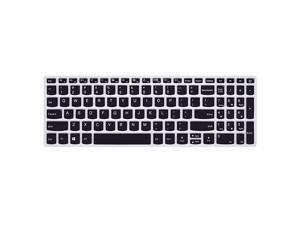 Keyboard Covers Compatible with Lenovo 173 ideapad 320 330Lenovo 156 ideapad 320 330 330s 520 720s 130 S145 L340 S340156 inch Lenovo AMD Radeon A129720P Keyboard CoversBlack