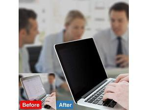 On/Off Magnetic Privacy Screen Filter for 16 inch MacBook - Anti Glare Screen Protector