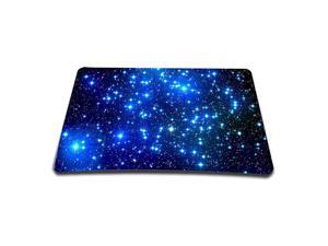 Rubber Base Mousepad for Laptop Computer PC Personality Desings Gaming Mouse Pad Mat 945 X 787 inch Leahter Mouse PadGray 945 X 787 inch