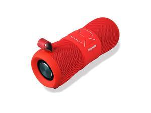 Bluetooth Speaker | Wireless Speaker with Bluetooth Tech | 9+ Hour Battery Life | Built in Microphone | Portable Speaker wDeep Base Tech is Waterproof Dustproof Sandproof | TYWSP200R