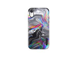 XR Case Marble Akna SiliTastic Series High Impact Silicon Cover with Full HD+ Graphics for XR 101671US