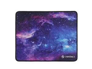 Large Gaming Mouse Pad XL Big Mouse Mat AntiFray Stitching NonSlip Rubber Base High Precision Tracking for Fortnite League of Legends amp More Voltaic Series Galaxy