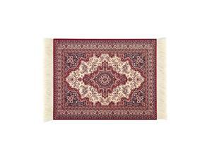Rug Mouse Pad Oriental Persian Woven Mouse Mat957505