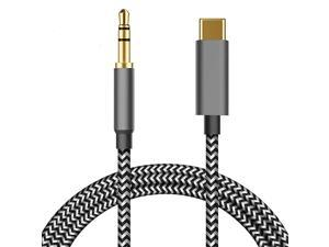 Type C to 35mm Audio Aux Jack Adapter Aux to USB C Cord Headphone Adapter for Google Pixel 344 XL Moto Z Samsung Galaxy S20 ultraS20+S20S10+S9+Note 10+101m