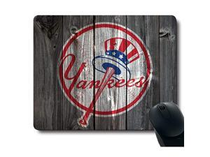 Vintage Wood Texture Background Passion Sparks Dream Life Needs Sports Unique Design NonSlip Rubber Gaming Mouse Pad