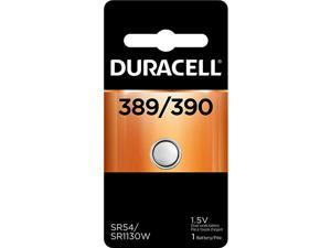 389390 Silver Oxide Button Battery long lasting battery 1 count