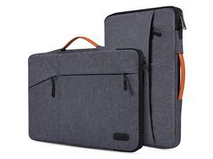 inch Laptop Waterpoof Laptop Case for HP Laptop HP Pavilion 17 HP Envy 17T HP PROBOOK 17 Dell Inspiron 17 3785 3793 Lenovo Ideapad Protective Notebook Bag Space Grey