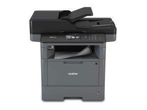 Monochrome Laser Printer Multifunction Printer AllinOne Printer MFCL5800DW Wireless Networking Mobile Printing Scanning Duplex Printing  Dash Replenishment Ready