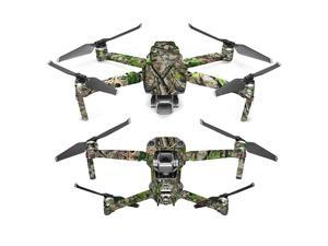 Skin Compatible with DJI Mavic 2 Pro or Zoom HTC Green | Protective Durable and Unique Vinyl Decal wrap Cover | Easy to Apply Remove and Change Styles | Made in The USA