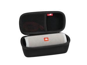 Hermitshell Hard Travel Case Fits JBL Flip 3 / Flip 4 Splashproof Portable Bluetooth Speaker (