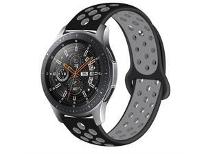 Compatible Samsung Gear S3 Frontier/Classic Bands and Samsung Galaxy Watch 46mm Bands,22mm