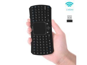 9da6ec208f1 Mini Keyboard, Updated Wireless Mini Keyboard with Touchpad Mouse and  Multimedia Keys : Jelly Comb