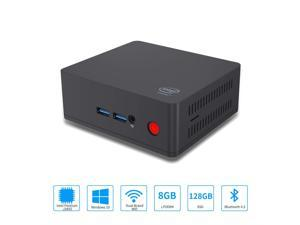 ACEPC AK1 Mini PC, Windows 10 (64-bit) Intel Celeron Apollo Lake J3455  Processor(up to 2 3GHz) Desktop Computer,4GB DDR3/64GB eMMC,2 4G+5G Dual