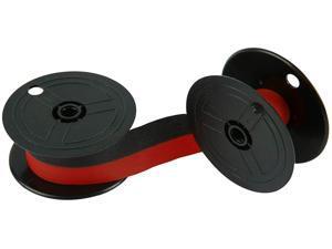 Porelon 11216 Universal Twin Spool Calculator Ribbon, 6-Pack