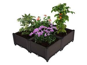 Medium Lead Finish Campania International 94-170-3401 Denbigh Window Box