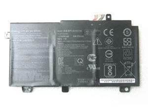 Replacement Battery for ASUS FX80G FX80GEM 11.4V 48WH 4240MAH FX504GD FX504GE B31N1726