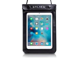 Universal Waterproof eReader Protective Case Cover for  Kindle OasisPaperwhiteKindle 2019KeyboardKindle Fire 7 Kobo TouchNook Simple Touch iPad Mini Black