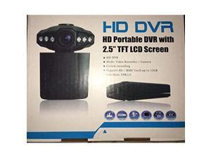 HD Portable DVR With 25 TFT LCD Screen Car Recorder New Sealed Wholesaleoutletllc