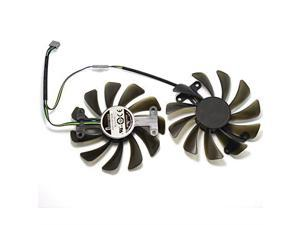 SXDOOL T127025DU high-end dedicated graphics card replacement turbo fan