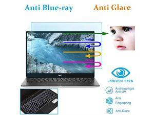 Blue Light Glare Laptop Screen Protector for Dell XPS 13 9380 133 Inch with Gift Keyboard Cover Reduces DigitalEyeStrain and Radiation to HelpYourSleepBetter