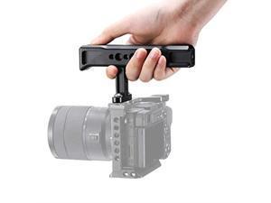 Stereo Microphone with Windscreen for Panasonic HC-WX970 Shotgun