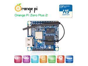 Orange Pi Zero Plus2 H5 Quad-core Wifi Bluetooth mini PC Beyond Raspberry Pi 2 Wholesale is available