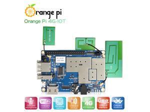 Orange Pi 4G-IOT 1G Cortex-A53 8GB EMMC Support 4G SIM Card Bluetooth Android6.0 mini PC