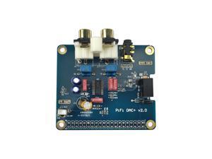 Raspberry Pi 3 B+ Analog Audio Board HIFI DAC Sound Card Module Expansion Board I2S Interface With Raspberry Pi 3 Model B+/3B