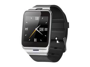 9Tong GV18 Clock Sync Notifier Support Sim Card Bluetooth Connectivity Apple iphone Android Phone Smart watch
