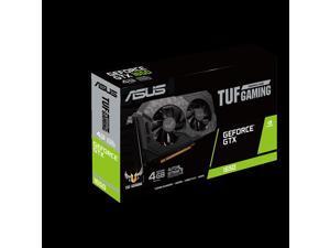 ASUS TUF Gaming GeForce GTX 1650 TUF-GTX1650-4GD6-GAMING 4GB 128-Bit GDDR6 PCI Express 3.0 HDCP Ready Video Card