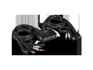 TRENDnet TK-216i 2-Port 4K HDMI KVM Switch