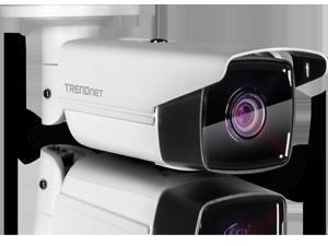 TRENDnet Indoor/Outdoor 5MP H.265 WDR PoE Enhanced IR Network Camera