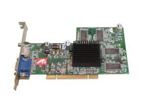 Radeon 9250 Pci 256Mb With Vga S-Video And Tv Out Ports