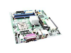 HP 365865-001 Desktop Motherboard - Intel Chipset - Socket T LGA-775