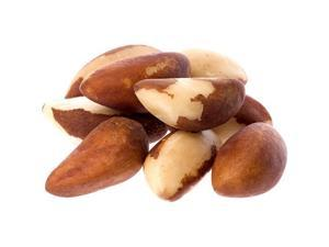 Raw Brazil Nuts (Kosher, Whole, No Shell, Unsalted) by Food to Live — 44 Pounds