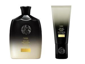 Oribe Gold Lust Repair and Restore Shampoo 8.5 oz & Conditioner 6.8 oz