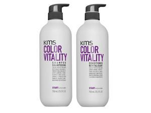 KMS California Color Vitality Shampoo & Conditioner Duo 25.3 oz set