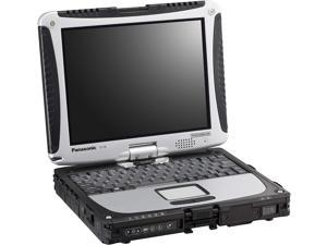 "Panasonic Toughbook CF-19 MK4, Intel Core I5-540UM  @1.20GHz, 10.4"" XGA Touchscreen, 4GB, 128GB SSD, Wi-fi, Bluetooth, GPS, Backlit Keyboard, Windows 10 Professional"